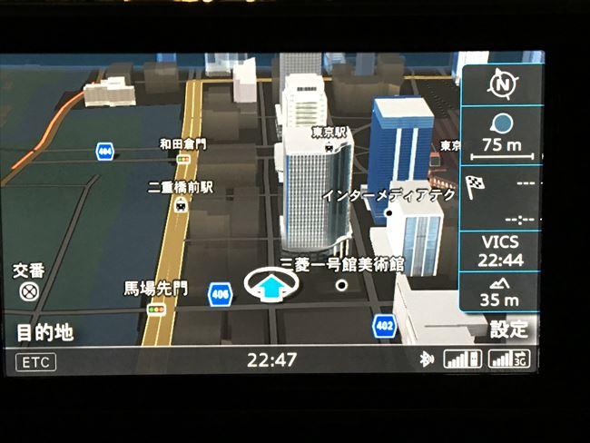 MMIナビで見る東京