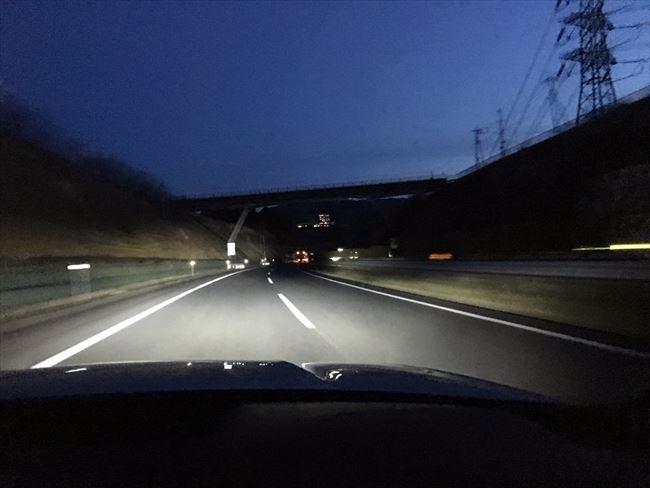 A7高速性能 マトリクスLED