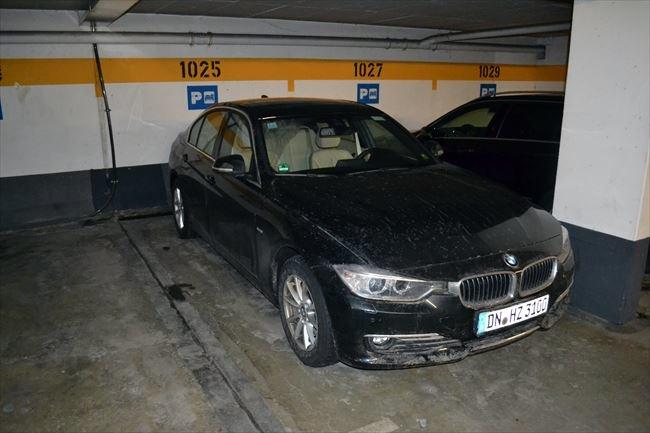 BMW318d ラグジュアリー