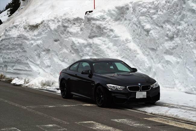 BMW M4クーペ F82