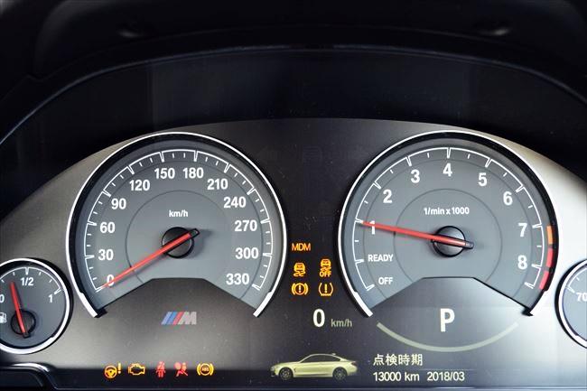 BMW M メーター