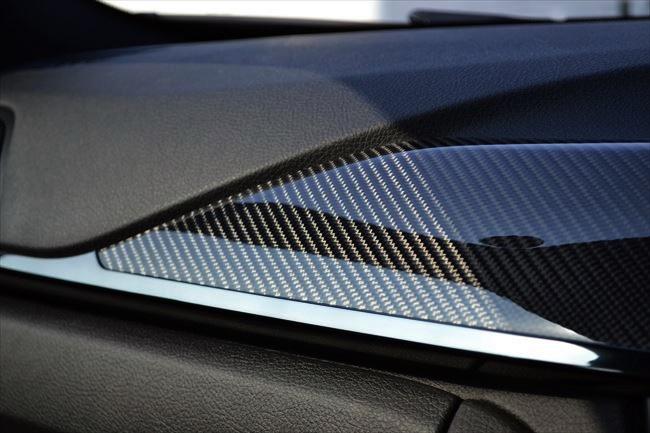 BMW M4 インテリアパネル