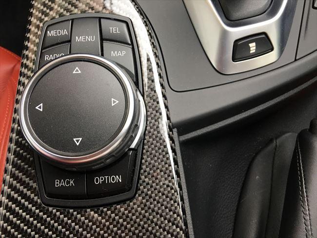 BMW4シリーズ iDrive