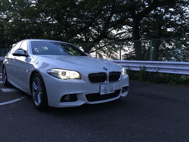 BMW5シリーズ 523i Mスポーツ