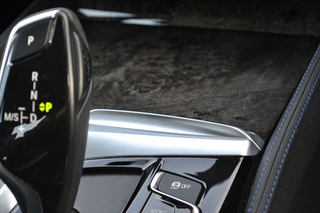 BMW 523d Mスポーツ ウッドインテリアトリム