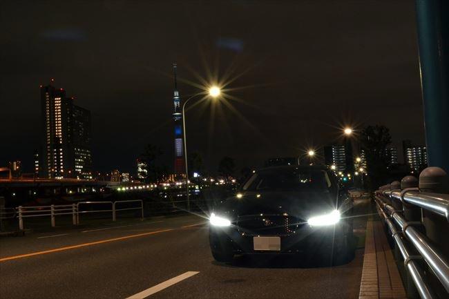 Jaguar XE exterior