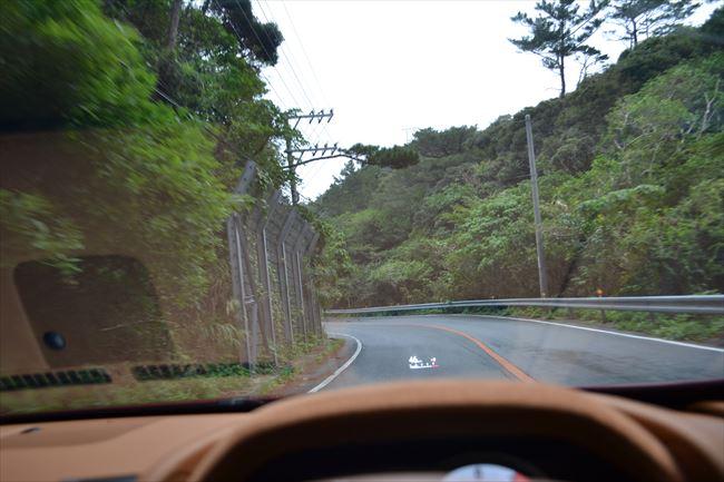 レクサスLC500 山道の走行性能