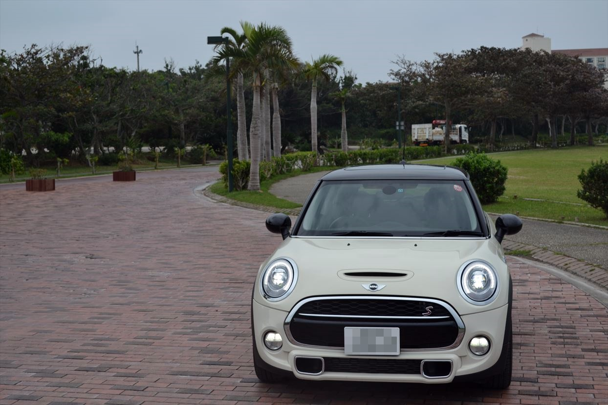 BMW MINI COOPER S 3Door