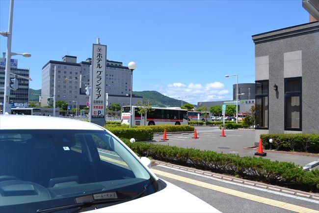 函館駅から