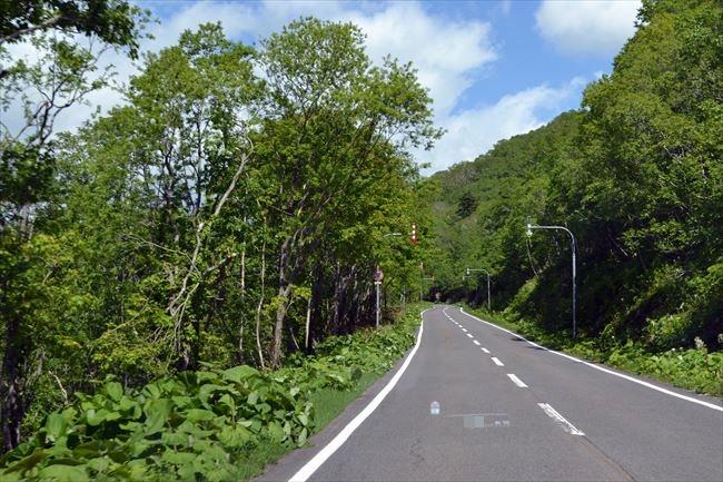 道道2号線 オロフレ峠