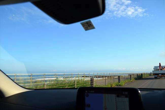 噴火湾・内浦湾沿い