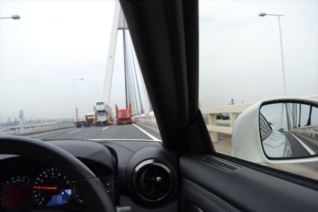 GT-R 高速道路の安定性