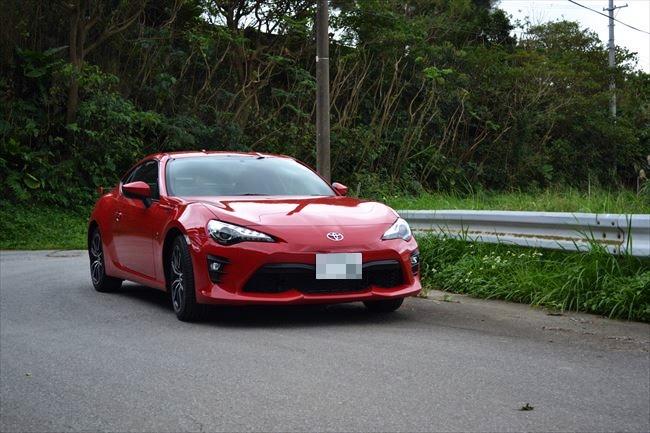 トヨタ 86 GT Limited