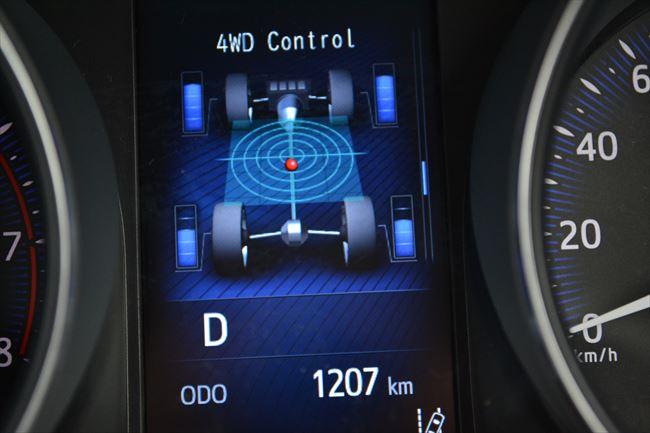 ダイナミックコントロール4WD
