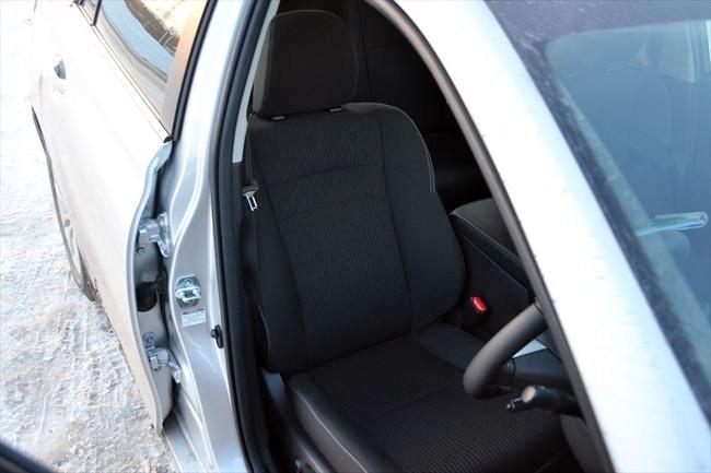マークX 250G 運転席