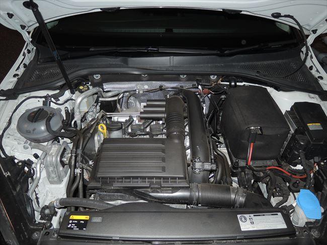 フォルクスワーゲン 1.2 TSIエンジン