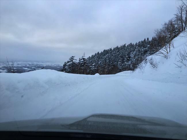 レヴォーグの雪道 走行性能